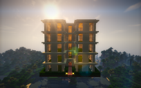 Small Sandstone Apartment Building (unfurnished)