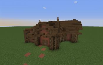 Mesa Themed house