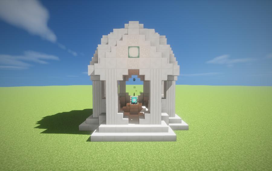 Shrine of Wealth (Item summoner)