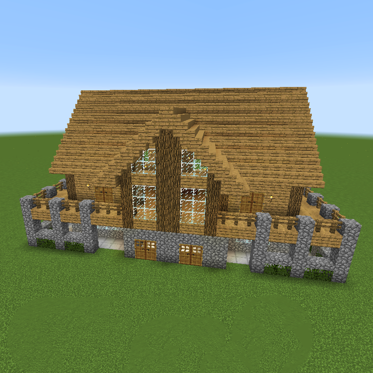 Minecraft Building Ideas Easy