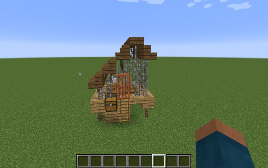 Chicken Coop 3 0 Creation 8136