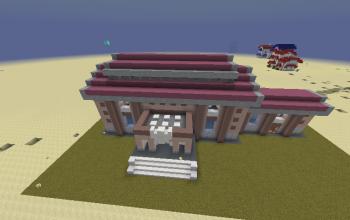 Poke Town Hall