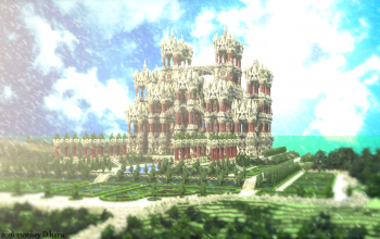 Palace of Eden by Ethaerith