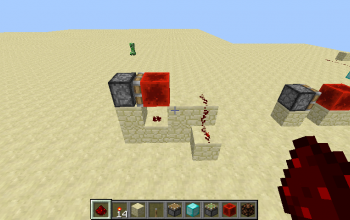 Fast and minimalistic redstone pulser