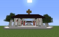 Herobrine temple