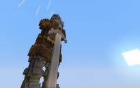 Ancient Warrior Sculpture