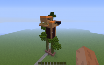 Nice little treehouse