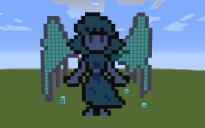 Lapis Lazuli Pixel Art