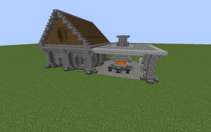 My Blacksmith Creation 8233