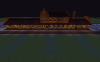 Early 1900's Train Station