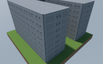 Super-maximum prison