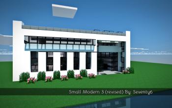 Small Modern 3