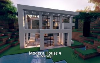 Modern House 4