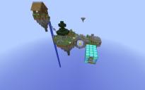 Portal floating island.