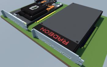 AMD Radeon R9 Fury (Water-cooled)