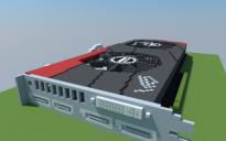 NVIDIA GeForce GTX 980 Ti POSEIDON (ROG) (Asus)