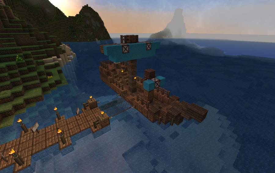 small ship  creation  834