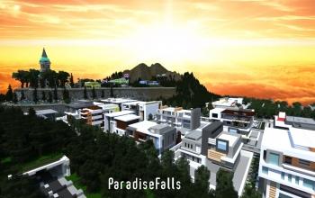 Modern Island - ParadiseFalls V.3.0