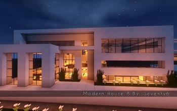 Modern House 8