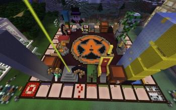 Achievement Hunter Dark Monopoly
