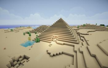 Pyramide Abydos