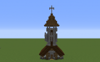 Medieval Village Church