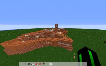 Potters-village