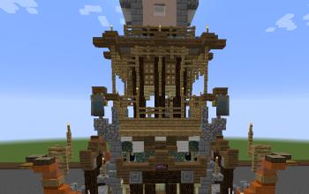 Peculiar Structure