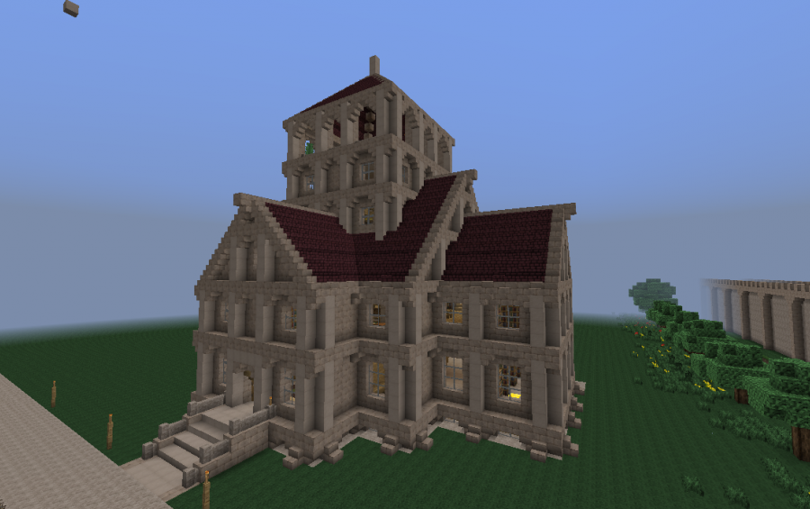 Library, creation #8584