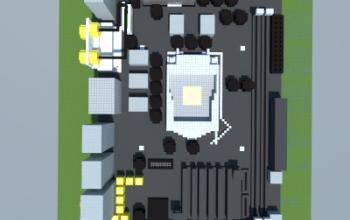 Intel H170N-WIFI (Gigabyte)