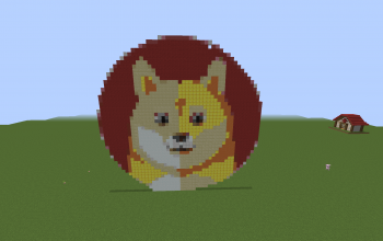 Pixelart Dog