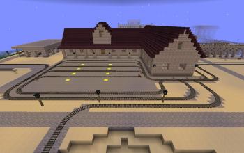 Switching Train Station
