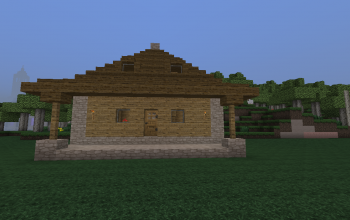 Small Village House