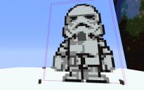 stormtrooper pixle art