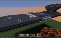 Carrier class starship