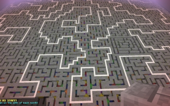 Maze (with solution)