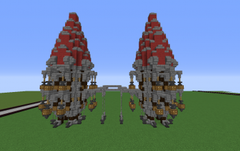 Small Medieval Towers