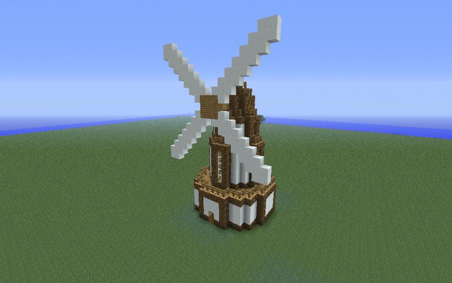 Windmill, creation #881