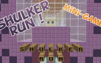 [WIP] Shulker Run ! | Mini-Game