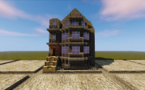 Chunk Build. British Town House