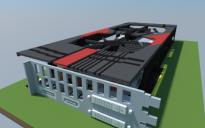 NVIDIA GeForce GTX 590 MARS II (Limited Edition) (ASUS ROG Series)
