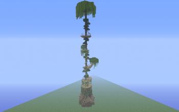 Tall Home Tree