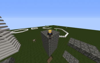 Cobble Slab Tower!