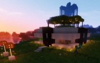 Modern House Hidden Dungeon