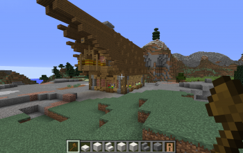 Medieval house 04 (empty)