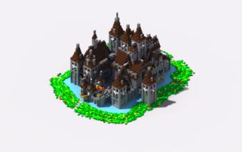 Oakheart Castle 2