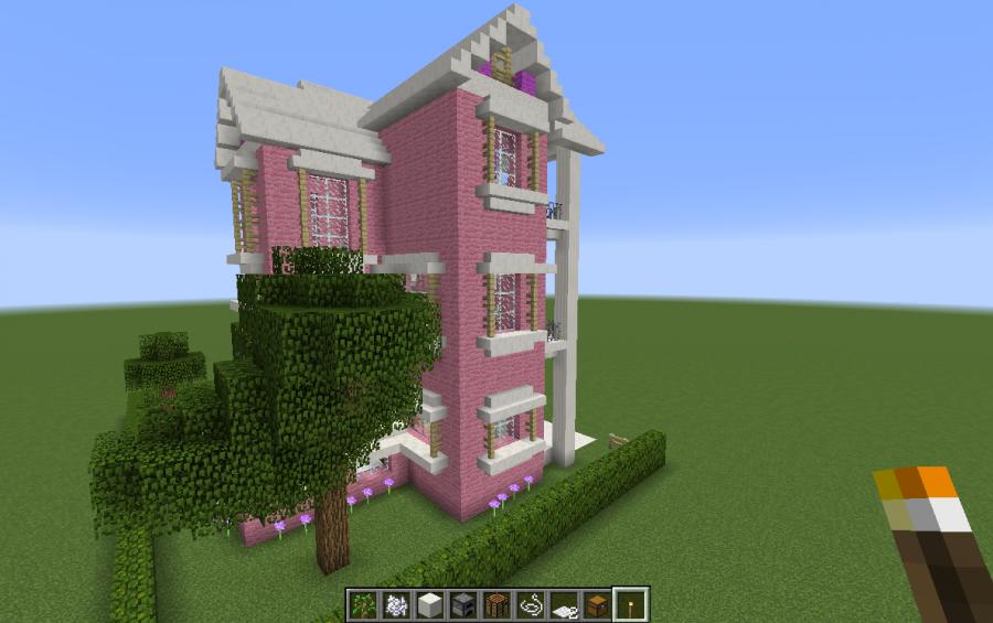 Barbie Dream House Creation 8935