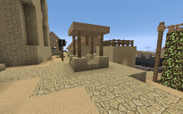 Village Well 3x3 Sandstone