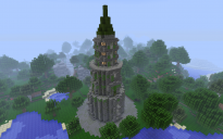 Medieval Tower Normal