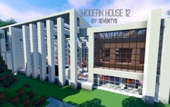 Modern House 12